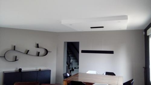 Peinture plafond et murs